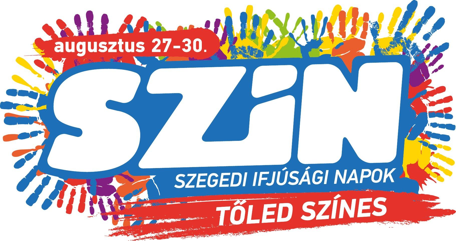 Szegedi Ifjúsági Napok - SZIN 2014