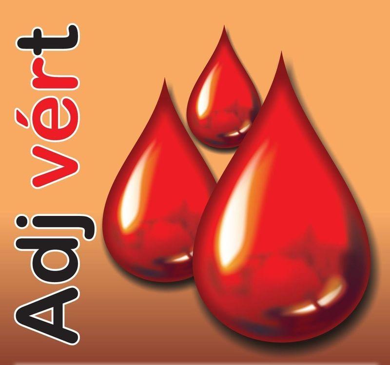 Véradás - a Magyar Vöröskereszt szervezésében