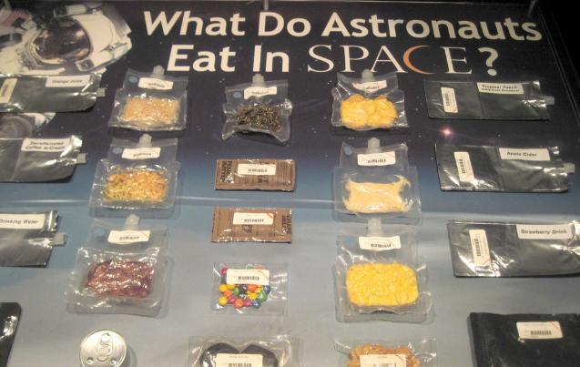 spacefood