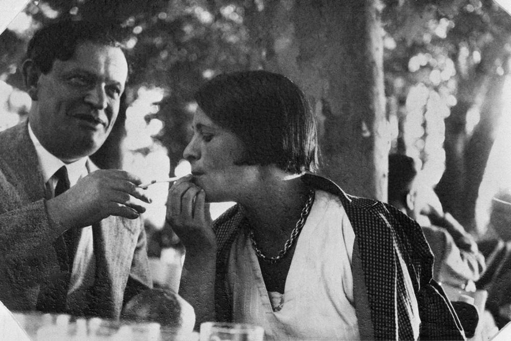 Karinthy Frigyes és Böhm Aranka, Siófok, 1932. június