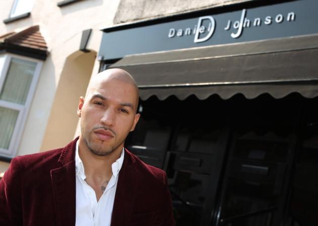 Daniel Johnson, a focisták Hajas Lacija (forrás: hertsad.co.uk)