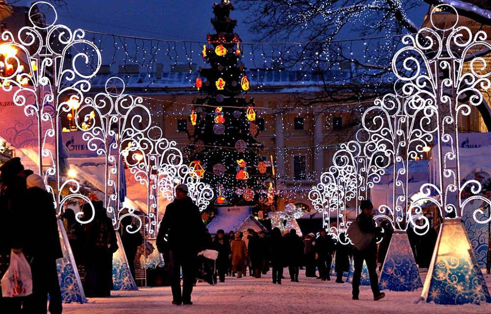 Szentpétervári karácsony.