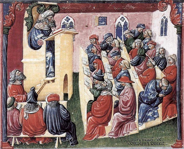 Laurentius de Voltolina - XIV. század