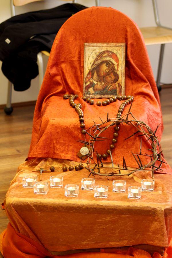 Nagyböjti lelkigyakorlat a II. János Pál Katolikus Szakkollégiumban (2)