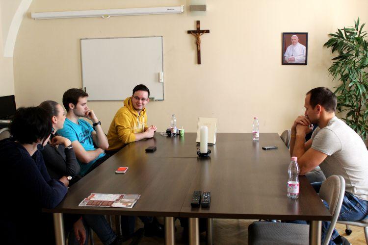 Nagyböjti lelkigyakorlat a II. János Pál Katolikus Szakkollégiumban (20)
