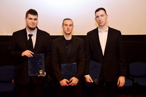 Lappints Regőst és Balogh Rajmundot a történelem szakirány hozta Szombathelyre! Készítette: Mihajliv Renáta
