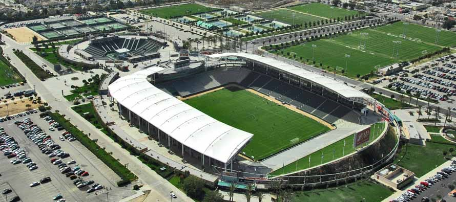 StubHub Center Stadium, LA