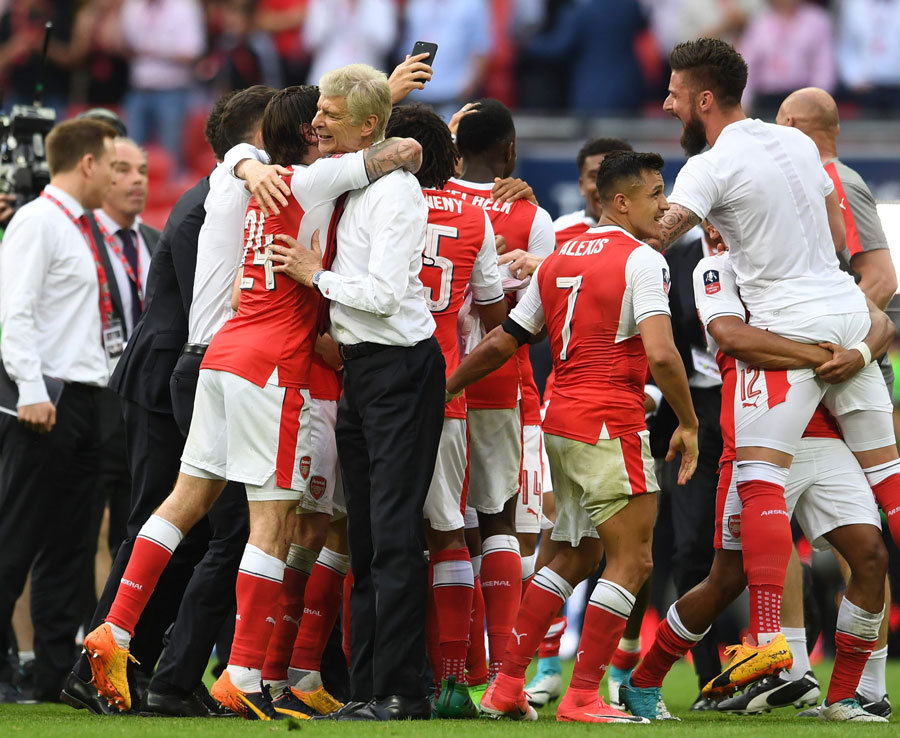A tavalyi FA-kupa az utolsó a trófeák sorában (dailystar.co.uk)