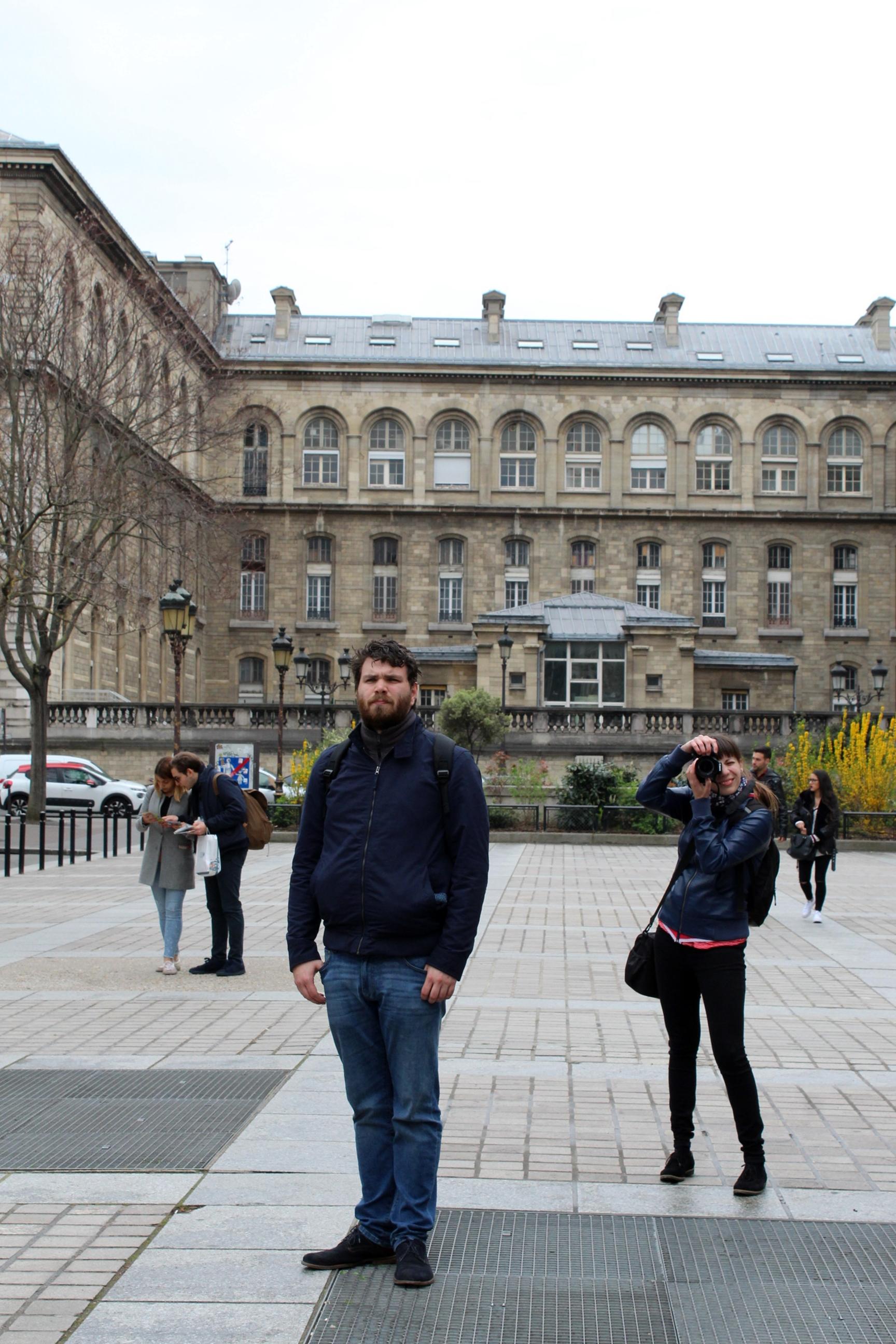A Savaria Egyetemi Kórus Franciaországban (8)
