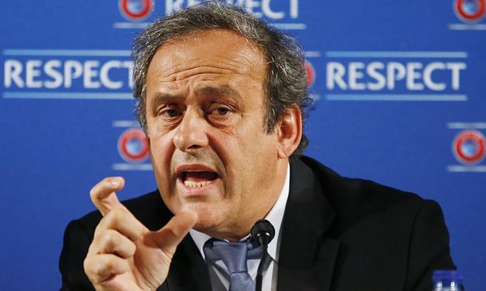 """Bár nem tisztázta magát a megvesztegetési ügyben, a Platini reform segítette a BL sikeres """"szereplését!"""