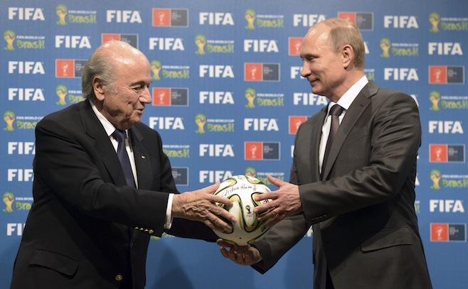 Oroszország lesz a házigazdája a 2018-as futball világbajnokságnak! Forrás: google
