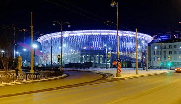 Az eredetileg 1957-ben felhúzott stadion újra régi szépségében a torna egyik ékköve. Kép: Google