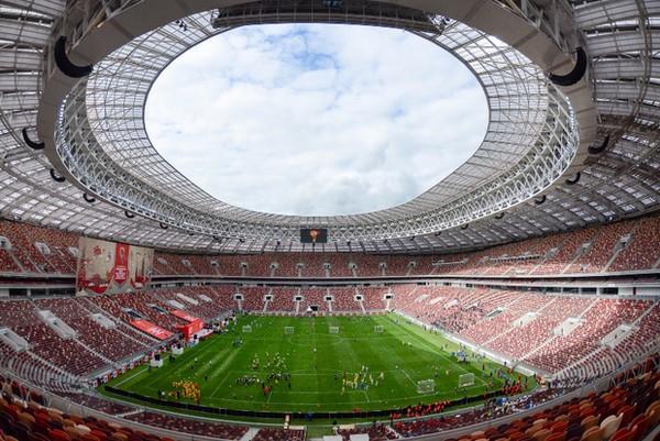 A 66 éves stadion ad otthont a VB döntőnek. Forrás: Google
