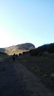 Arthur's Seat nevű magaslat Skóciában