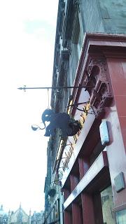 Elephant House, Harry Potter könyvek szülőhelye