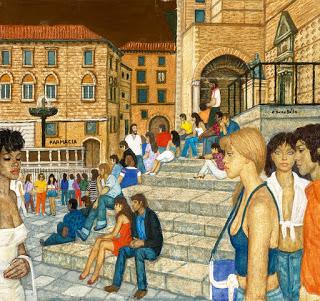 Perugiai emlék