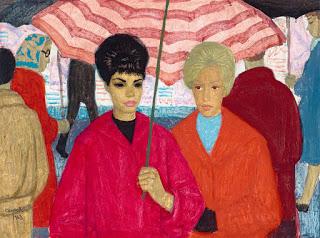 Pesti zápor (Esernyő), 1963