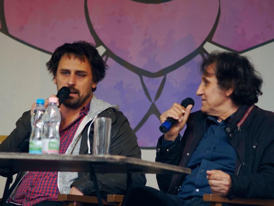 Reisz Gábor és Sopsits Árpád