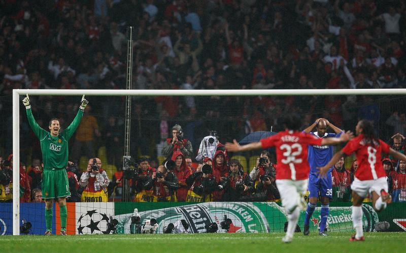 Utoljára 2008-ban volt angol házidöntő - akkor a Manchester United diadalmaskodott