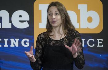 Reéb Zsófia második helyezést ért el a félelem és annak neurális hátteréről szóló előadásával