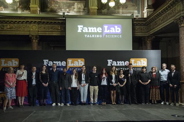A FameLab magyarországi döntősei