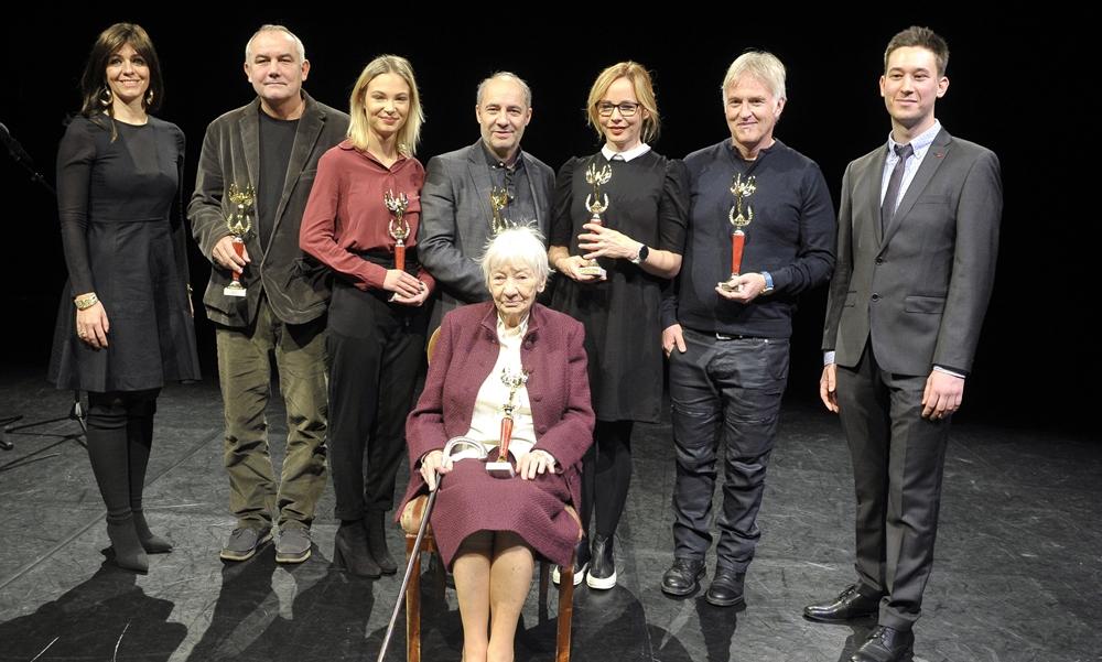 A 2018-as év díjazottjai