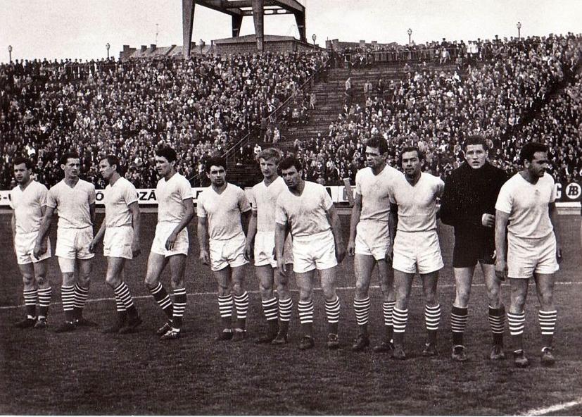 1965-ös európai kupagyőztes Ferencváros