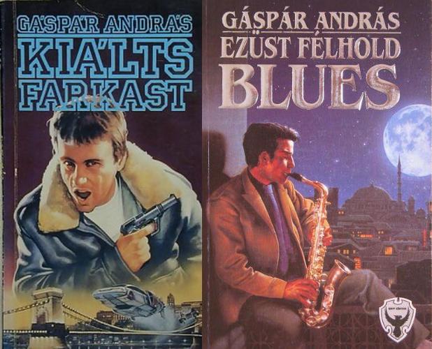 Gáspár András - Kiálts farkast! cover