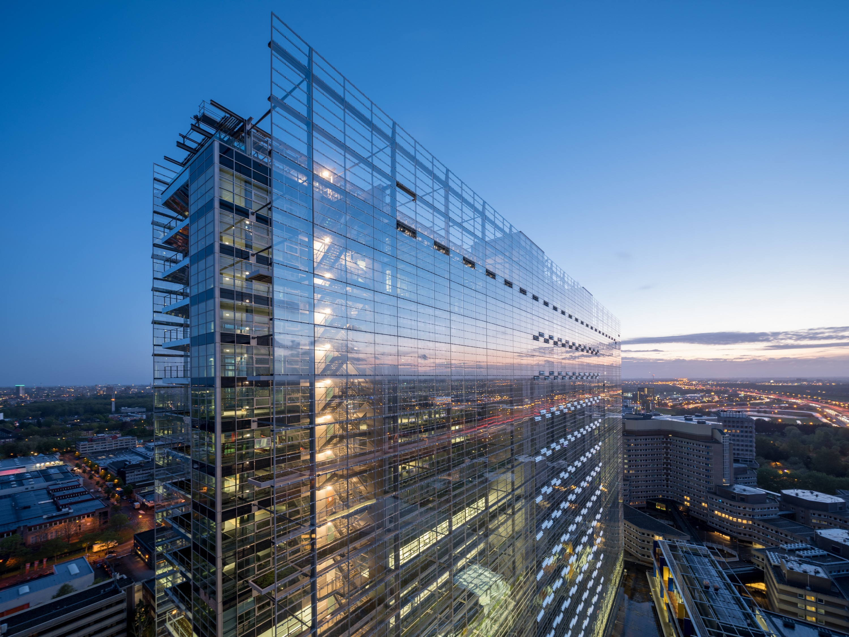 Az EPO irodája. Hága, Hollandia. Fotó: Ossip van Duivenbode