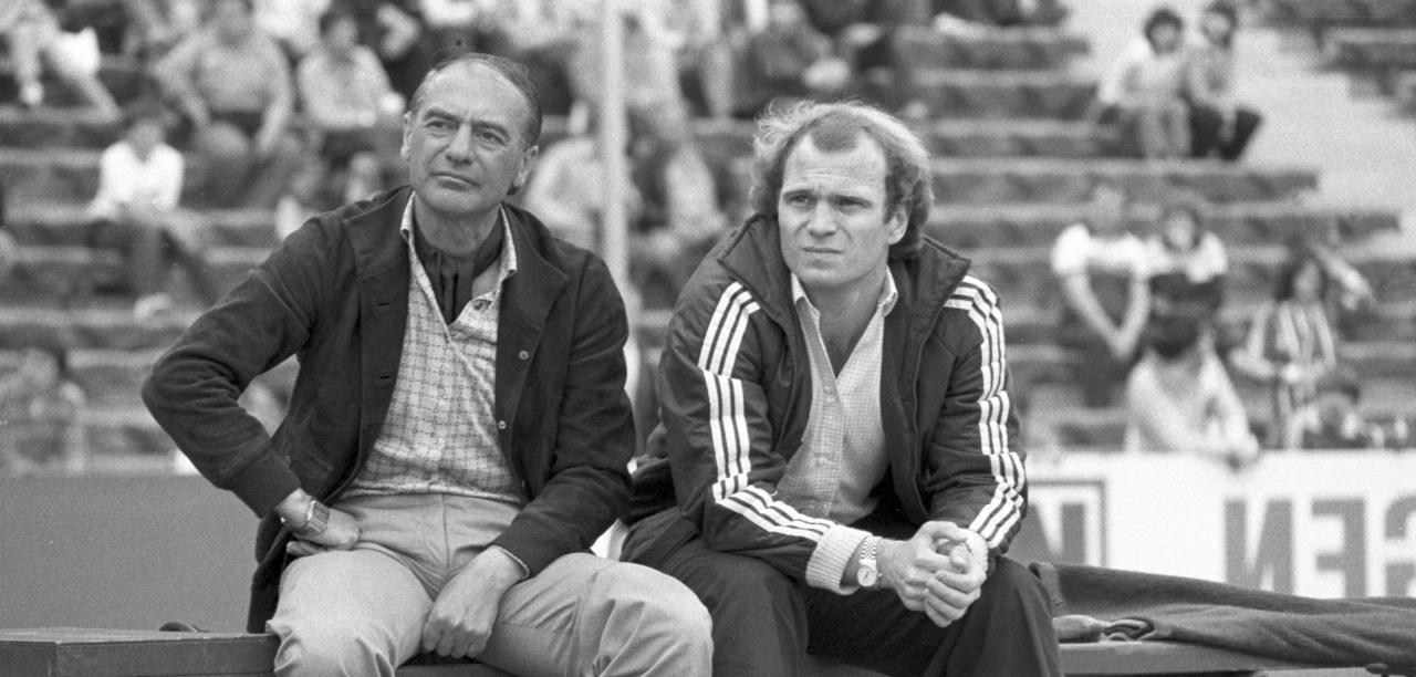 German-Soccer-Bundesliga-1982-83-FC-Bayern-Munich-1-FC-Kaiserslautern-0-1