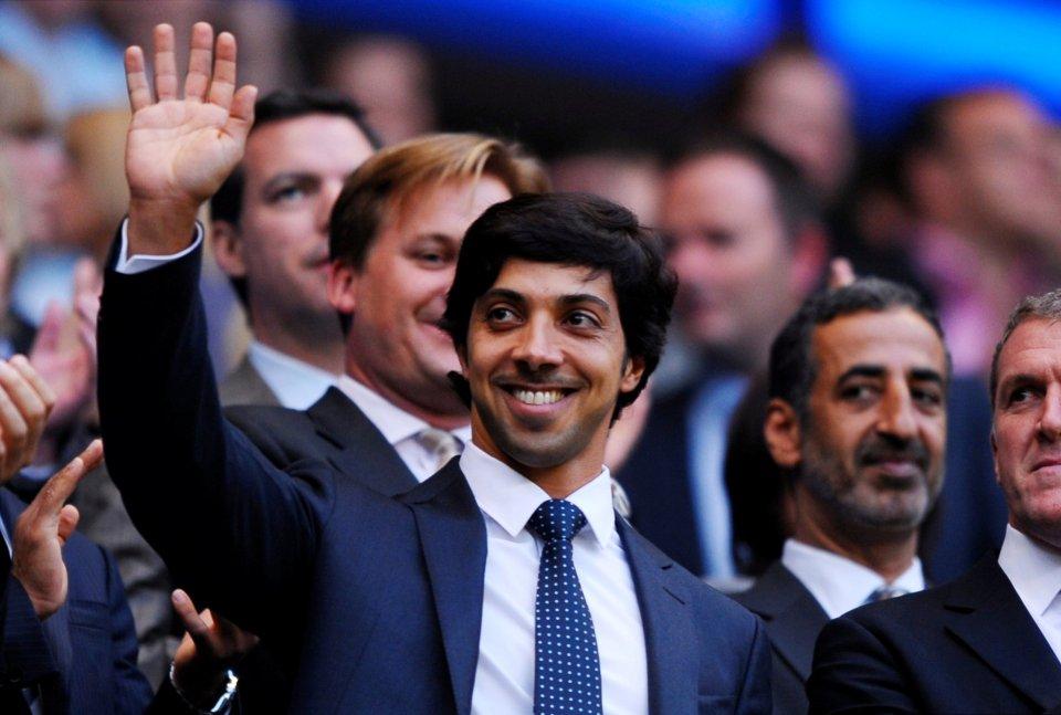 Manszur sejk szerepvállalása óta a City Anglia egyik legsikeresebb csapatává vált