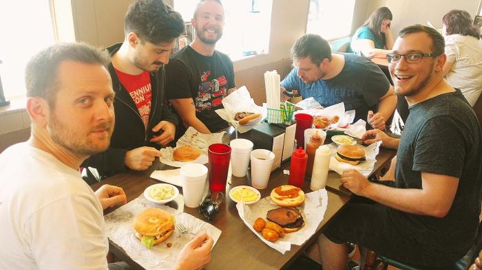 Beke Dani szerk. - eating out