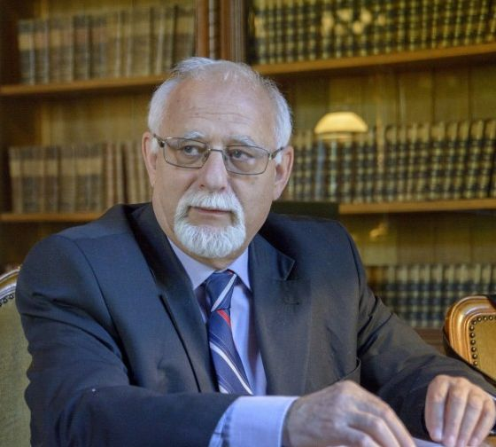 Dr. Fodor Péter, a Fővárosi Szabó Ervin Könyvtár főigazgatója