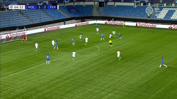 Molde 2. gól