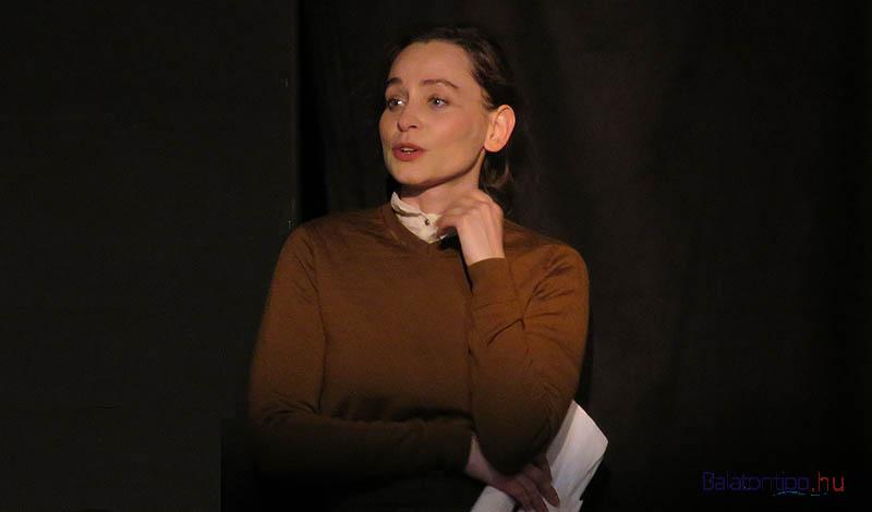 Részlet az előadásból (Fotó: balatontipp.hu)