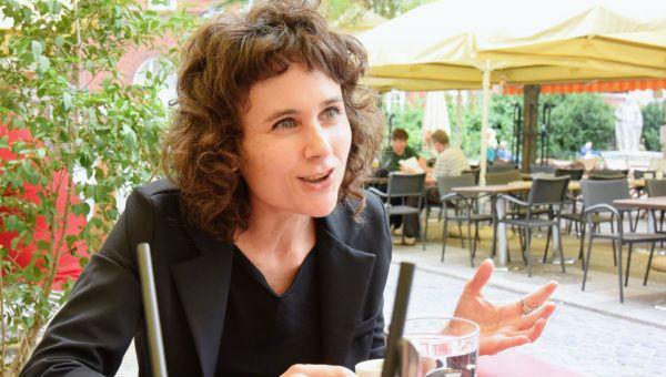 Darida Veronika. A kép forrása: potszekfoglalo.hu